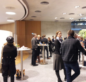 Networking auf der Social Media Night