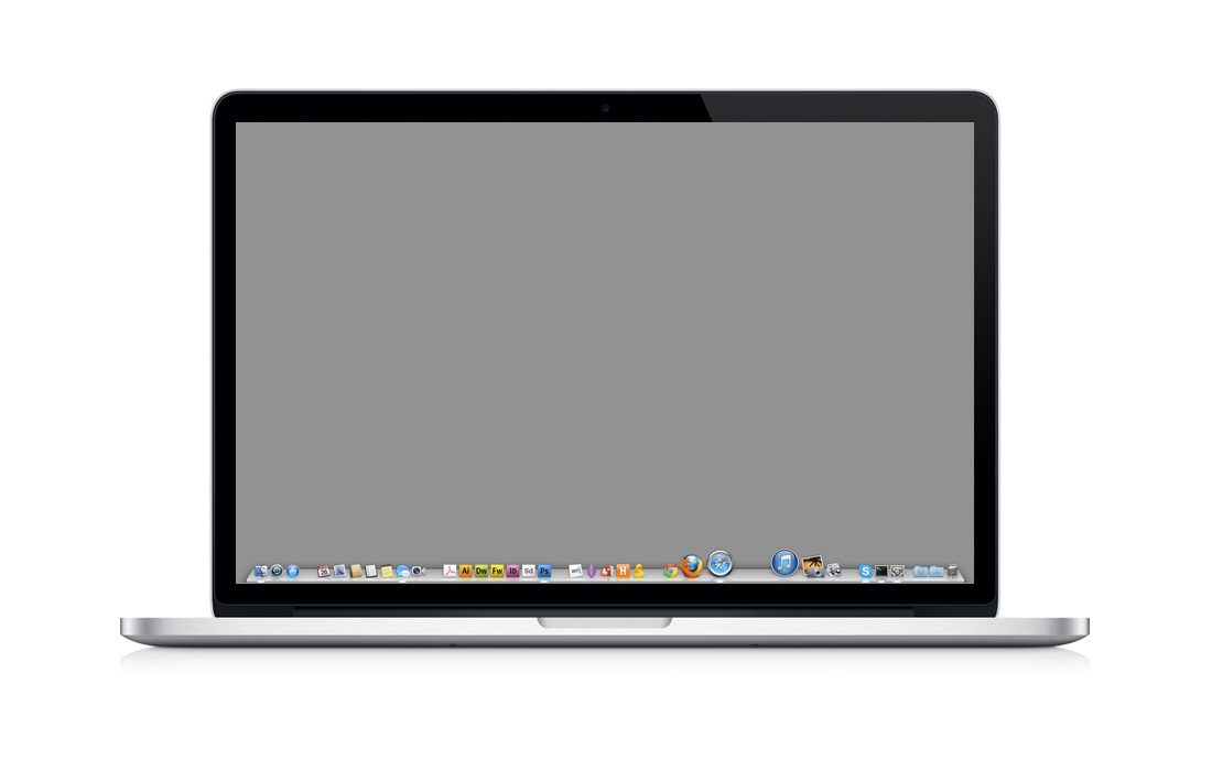 Mac OS X: Dock aufräumen