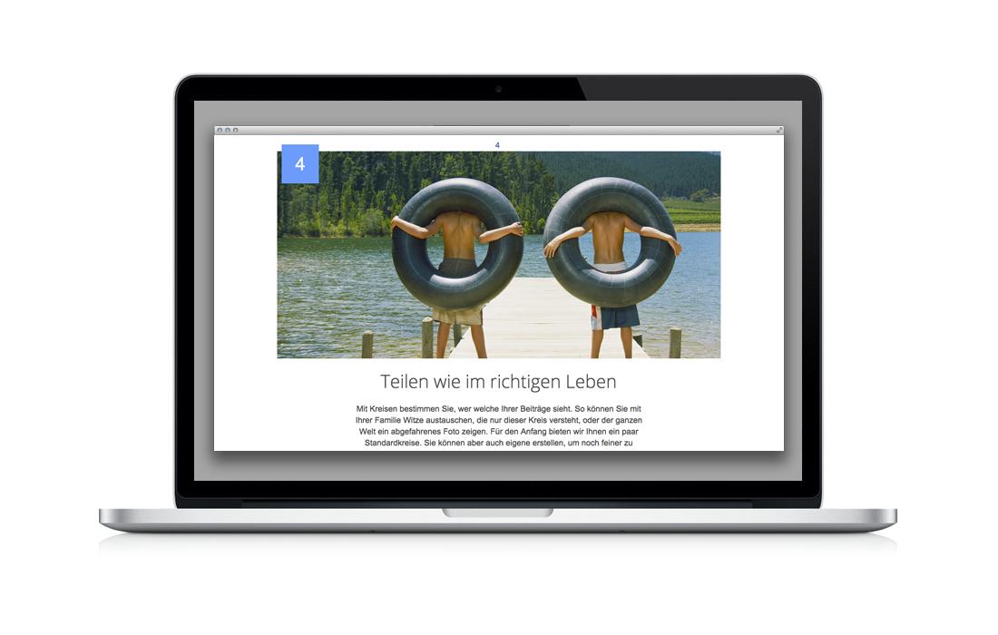Google+, der »Social Network«-Imitator