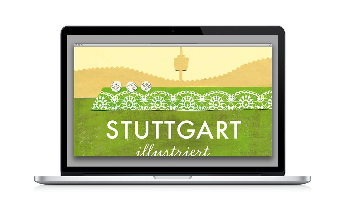 Stuttgart illustriert